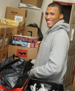 Young Man - Mobile Pantry