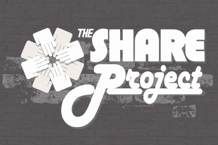 Our newest project, SHARE