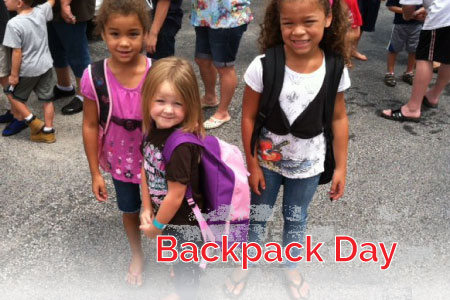 Backpack Day