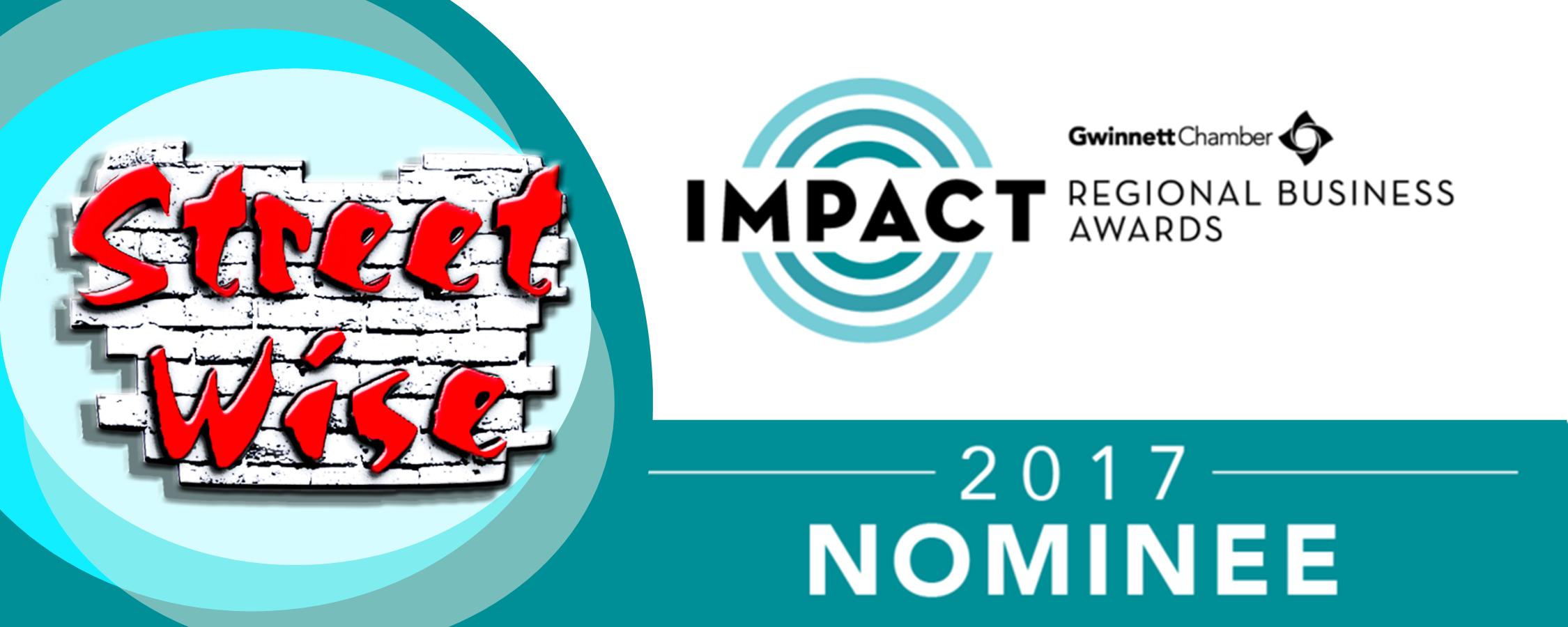 IMPACT 2017 website banner
