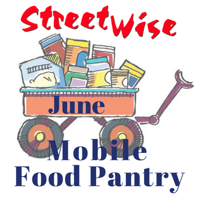 Streetwise Mobile Food Pantry