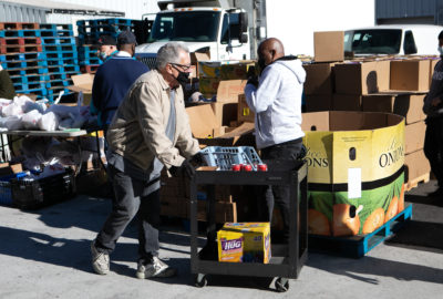 Mobile Food Pantry Photo Gallery